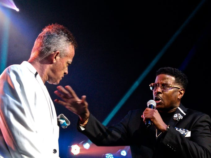 Kid 'n Play start off the lineup for Legends of the