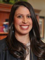 Lauren Delfino-Karl, Rodel Exemplary Teacher, teaches