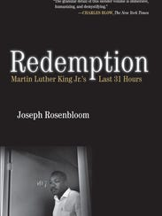 "As part of his book tour for ""Redemption: Martin Luther"