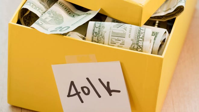 Keeping an eye on your 401(k) periodically is a good idea.