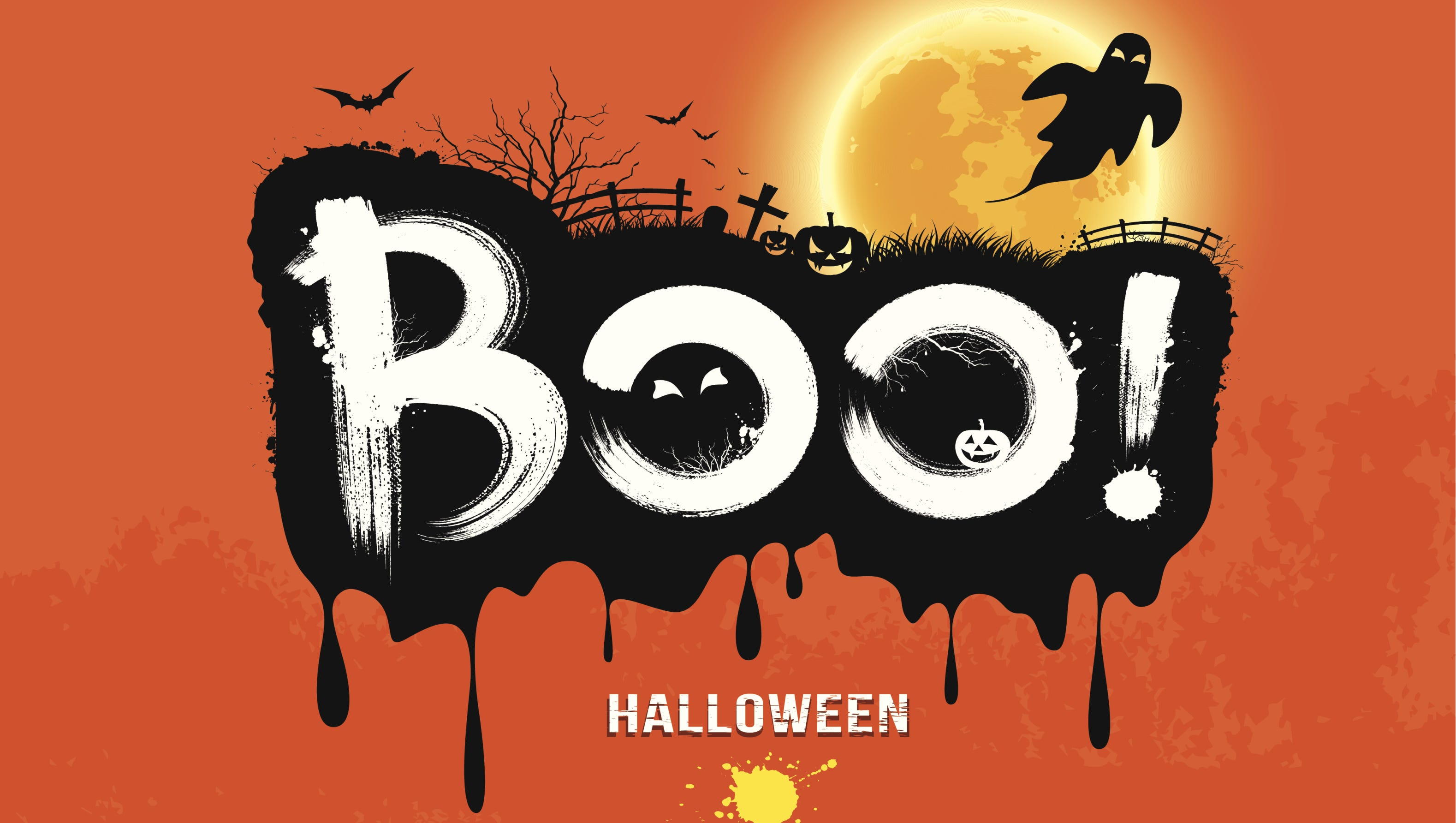 why do we say 'boo?' the answer might displease you