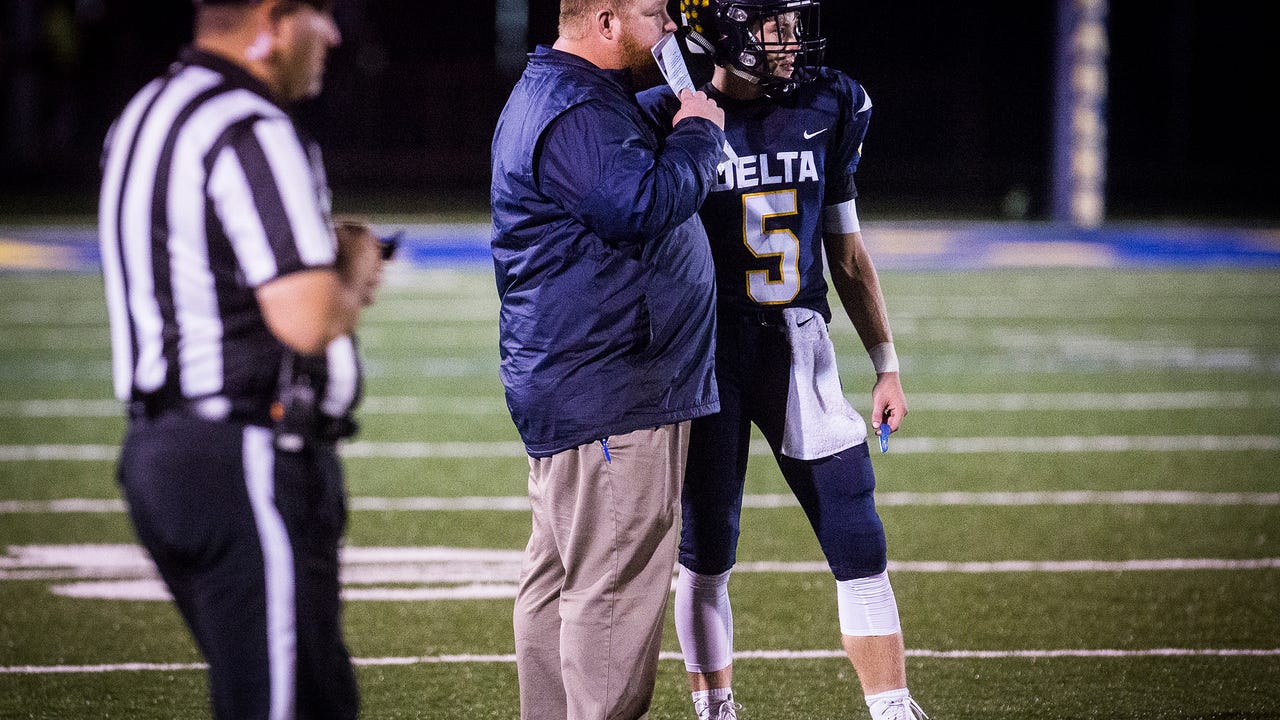 Delta coach Chris Overholt breaks down the sectional loss to Marion and the season as a whole.