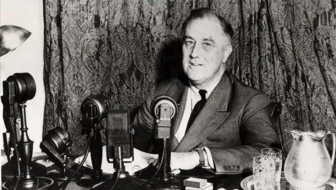 -  -Franklin Roosevelt