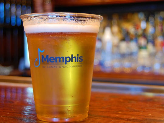 Memphis International Airport will begin allowing open carry of alcoholic beverages in concourses and gates on March 1.