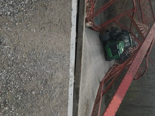 Boone County bridge collapse