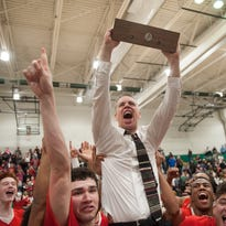 Boys' basketball: Delsea's Freeman earns Coach of the Year honor