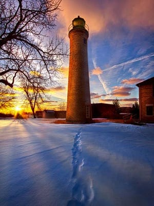 Kenosha Southport Lighthouse (Kenosha County)