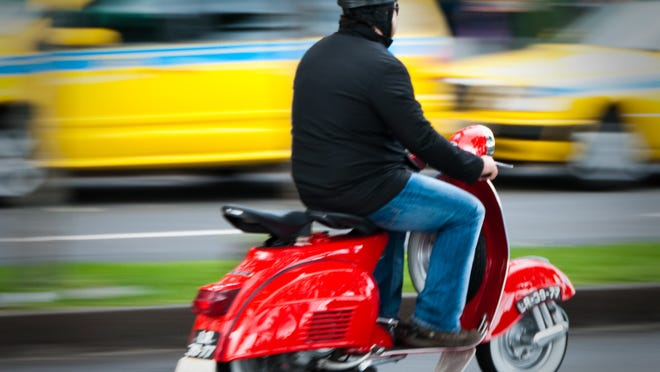 Mopeds could be regulated further in North Carolina by requiring drivers to get insurance and a permit or identification card.