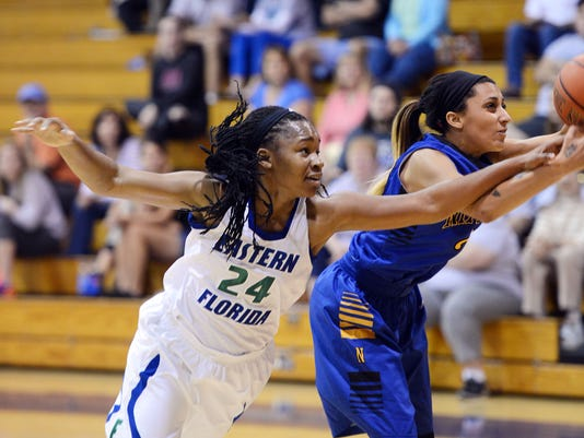 Eastern Florida women look to stay in first place