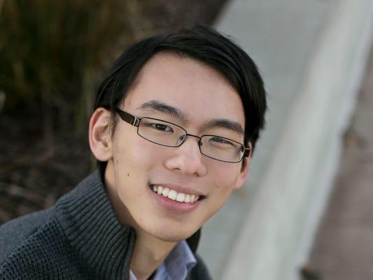 Kevin Li, Hoover High School senior