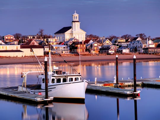 Provincetown, at the tip of Cape Cod, is adept at extending