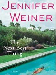 'The Next Best Thing' byJennifer Weiner