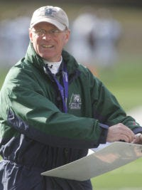 Tom Leanos, a Long Valley resident, has been the Drew University men's lacrosse coach since 1988.