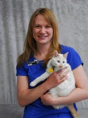 Veterinarian Vicki Dashley is the new owner of Johnsen Animal Hospital.