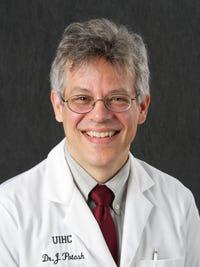 Dr. James Potash, Chairman of UI psychiatry department.