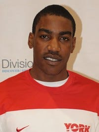 Omar St. John is the focal point of a compliance probe aimed at York College.