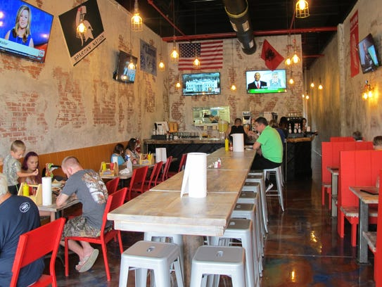 Motor City Coney Island Grill opened this month in