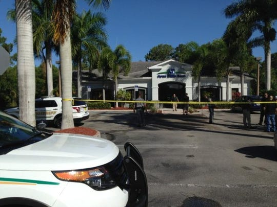Fifth Third Bank branch robbery Wednesday in East Naples