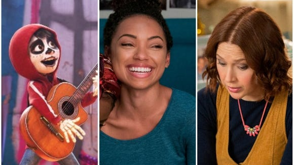 "Among the net titles hitting Netflix in May: ""Coco"" and new seasons of ""Dear White People"" and ""Unbreakable Kimmy Schmidt."""