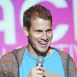 Comedian Daniel Tosh will kick off the McCallum Theatre season Oct. 11.