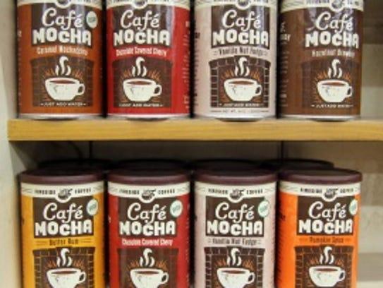 for host/hostess: Cafe Mocha gift set