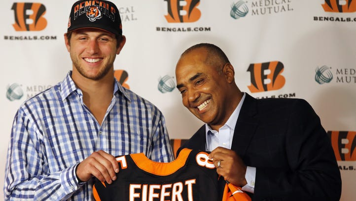 The mixed history of the Cincinnati Bengals drafting No. 21 overall