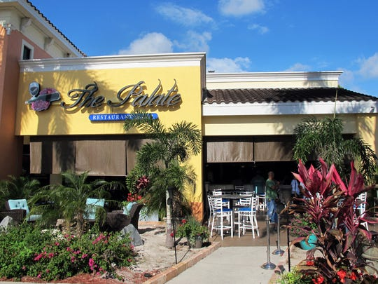 The Palate Restaurant & Bar quietly opened in March in a space off U.S. 41 in North Naples.