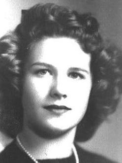"""Marian """"Joyce"""" Vandever, 86"""