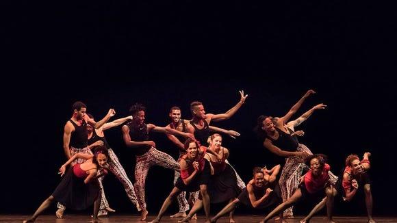 Garth Fagan Dance, photo credit: Daniel Sneed