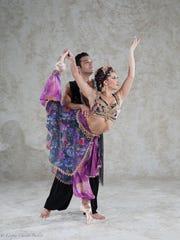 """The Nutcracker"" Arabian Dance"