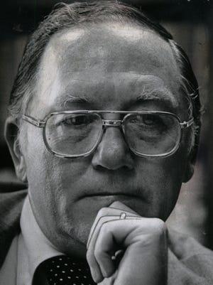 Former U.S. Sen. Robert Griffin