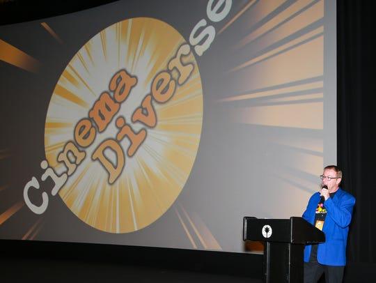 Michael Green, managing director of Cinema Diverse,