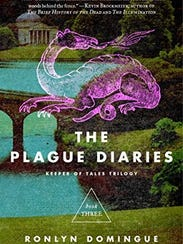 """""""The Plague Diaries"""" by Ronlyn Domingue"""