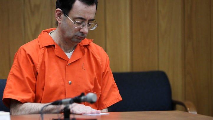 Larry Nassar transferred to federal prison in Arizona
