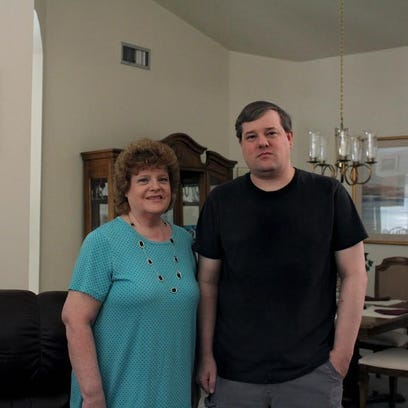 "Chandler's Rita Call and her son, Jason, believe ""My Affairs in Order"" secure USB drive will help people with their final arrangements."