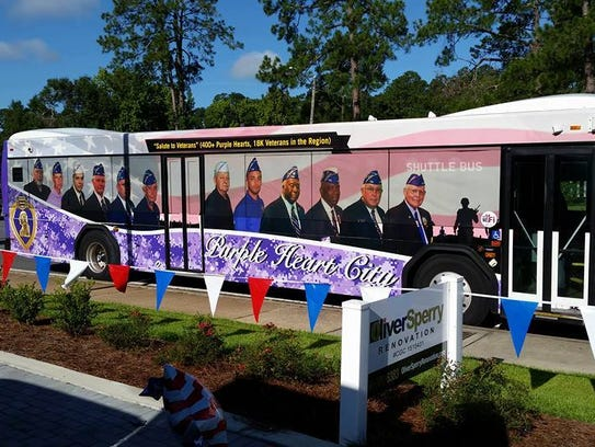 Tallahassee is considered by the Military Order of