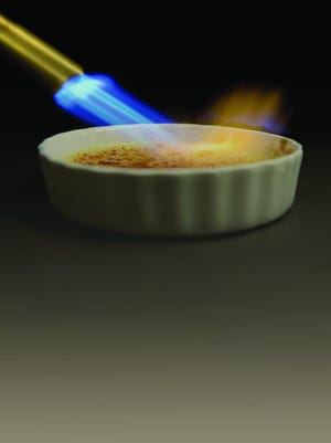 Several Knoxville cooking classes will feature creme brulee in the coming months.