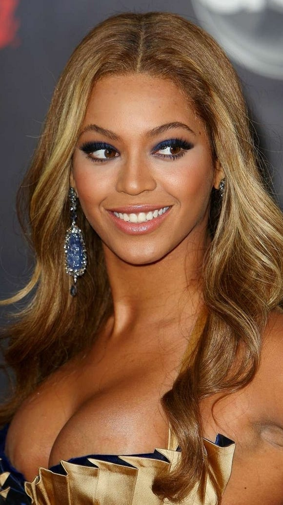 Beyonce has been lauded for her daring, sultry style.