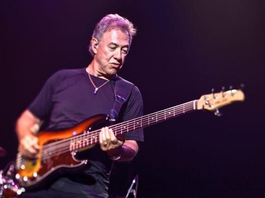 Stu Cook, one of the original Creedence Clearwater Revival members, now lives in Florida and performs with Creedence Clearwater Revisited. He used to live in Incline Village.