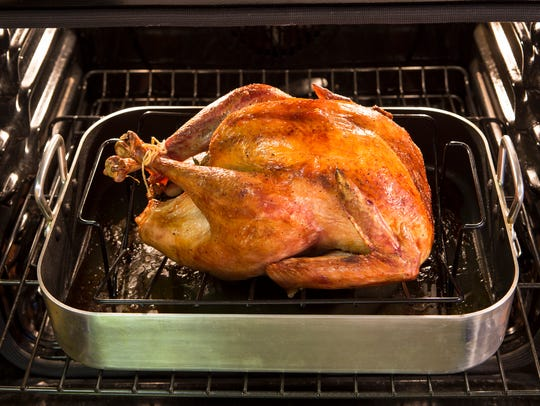Plan for 1 to 1 1/2 pounds of turkey per person on