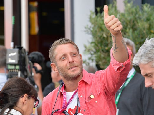 Industrialist Lapo Elkann is shown Sept. 4, 2015, ahead