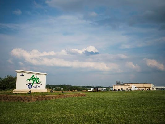 Apio Inc., of Penn Township, is bringing between 200 to 250 jobs to the Hanover area as a part of their $22.5 million expansion.