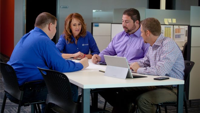 Collaboration and teamwork on a daily basis are at the heart of M3's success.