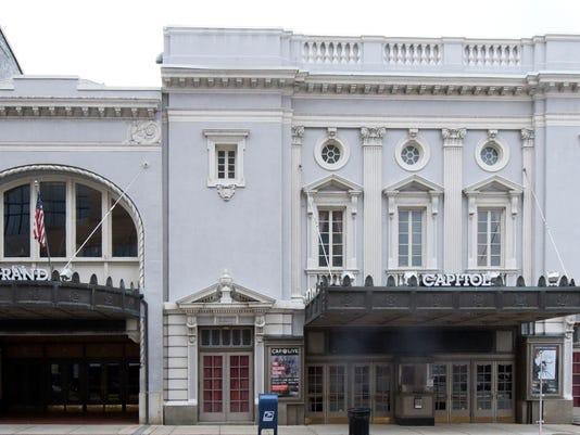 LOGO strand/capitol theater