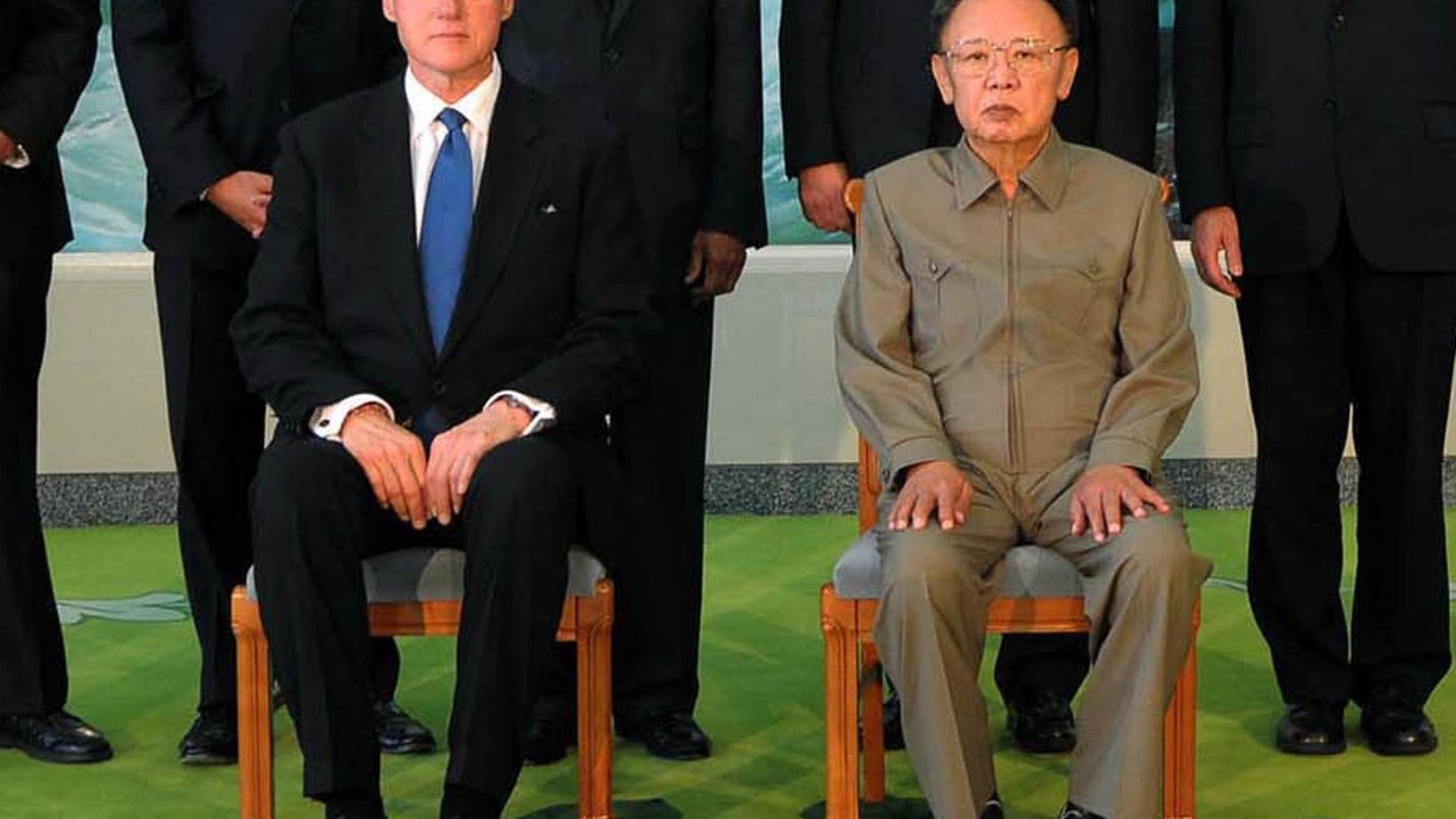 Before Trump: 6 past high-level US visits to N. Korea