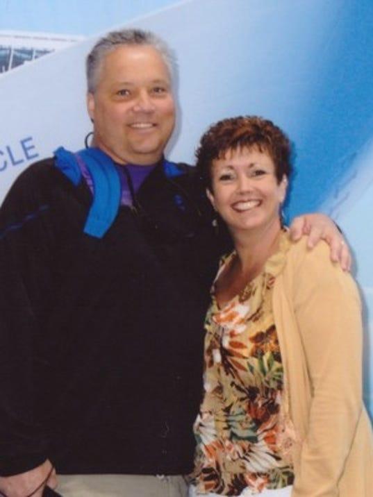 Anniversaries: Jay Wall & Julie Wall