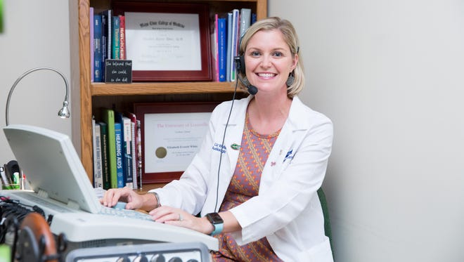 Liz White is a Doctor of Audiology with Health First Medical Group.