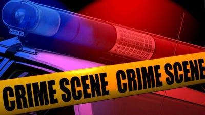 Image of a crime scene