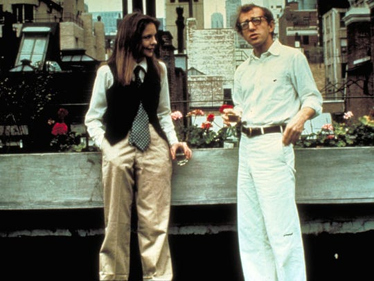 "Diane Keaton and Woody Allen have a ""nervous romance"""