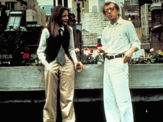 """Diane Keaton and Woody Allen have a """"nervous romance"""""""